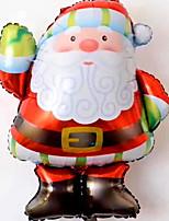 baratos -Ornamentos Desenho Plástico Cubo Brinquedo dos desenhos animados Decoração de Natal
