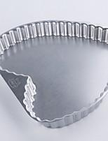 Недорогие -Инструменты для выпечки Металл Heatproof / Творческая кухня Гаджет Для приготовления пищи Посуда / Для торта Формы для пирожных / Десертные инструменты 1шт