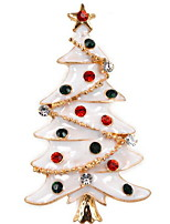 Недорогие -Рождество Праздник PVC Рождественская елка Для вечеринок / Оригинальные Рождественские украшения