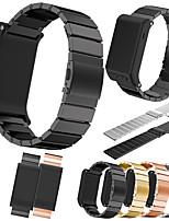 abordables -Bracelet de Montre  pour Vivoactive HR Garmin Boucle Classique Métallique / Acier Inoxydable Sangle de Poignet