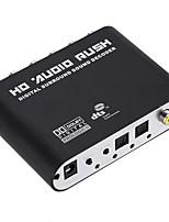 abordables -Audio jack 3,5 mm / COAX Adaptateur, Audio jack 3,5 mm / COAX à RCA Adaptateur Femelle - Femelle Normal (20 à 79 cm)