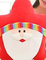 baratos -Fronha Natal / Férias Algodão Cubo Novidades Decoração de Natal
