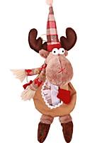 baratos -Ornamentos / Fantasias de Natal Natal Tecido Novidades Decoração de Natal