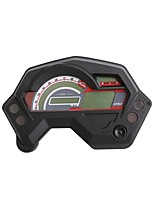 Недорогие -MLS007 Мотоцикл Тахометр / Спидометр для Мотоцикл 2012 9-5 измерительный прибор тахометр