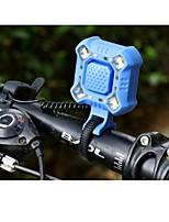 baratos -Luz do chifre da bicicleta LED Luzes de Bicicleta Ciclismo Impermeável, Fácil de Transportar, Durável Bateria Recarregável 1200 lm Branco Ciclismo