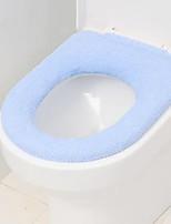 Недорогие -Сиденье для унитаза / Стикер для ванной Многофункциональный / Прост в применении Modern Полиэстер 1шт Аксессуары для туалета