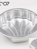 Недорогие -Инструменты для выпечки Металл Творческая кухня Гаджет Торты / многообещающий Круглый Формы для пирожных 1шт