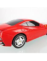 Недорогие -Машинка на радиоуправлении Rastar 46500 10.2 CM Инфракрасный Автомобиль 1:24 8 km/h КМ / Ч Подсветка / На пульте управления