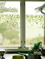 Недорогие -Оконная пленка и наклейки Украшение Простой Простой ПВХ Стикер на окна