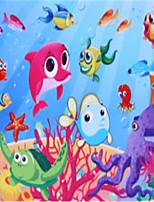 Недорогие -Деревянные пазлы Дельфин Ручная работа / Декомпрессионные игрушки деревянный / Металлический сплав 1 pcs Дети / Для подростков Подарок