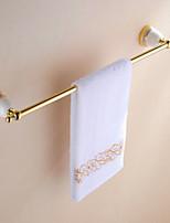 preiswerte -Handtuchhalter Neues Design Moderne Edelstahl 1pc 1-Handtuchstange Wandmontage