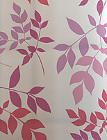 cheap -Window Film & Stickers Decoration Patterned Floral / Simple PVC(PolyVinyl Chloride) New Design / Cool