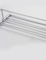 cheap -Bathroom Shelf New Design / Cool Modern Stainless Steel / Iron 1pc Wall Mounted