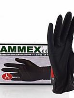 Недорогие -1 / коробка нитрил Перчатка Безопасность и защита