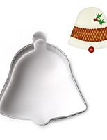 Недорогие -Инструменты для выпечки Нержавеющая сталь Новогодняя тематика Печенье Пивные инструменты 1шт