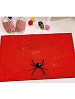 Недорогие -Хэллоуин ковриков Хэллоуин полистер, прямоугольник высшего качества ковер
