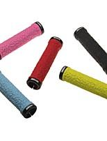 cheap -Bike Handlebar Set Cycling, Anti-Slip, Anti-Shake / Damping Cycling / Bike / Folding Bike / Mountain Bike / MTB Rubber Red / Pink / Green / Yellow