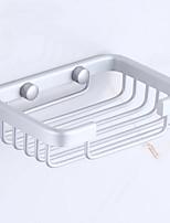 Недорогие -Мыльницы и держатели Новый дизайн Современный Алюминий 1шт На стену