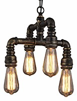 abordables -OYLYW 4 lumières Mini Lampe suspendue Lumière d'ambiance 110-120V / 220-240V Ampoule non incluse
