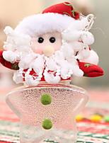 Недорогие -Рождественские украшения Новогодняя тематика Нетканый материал Мультипликация Рождественские украшения