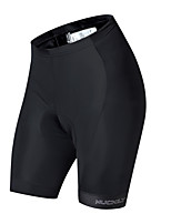 cheap -Nuckily Women's Cycling Padded Shorts / Cycling Pants / Cycling Shorts Bike Shorts / Padded Shorts / Chamois / MTB Shorts Quick Dry Word White / Black Bike Wear