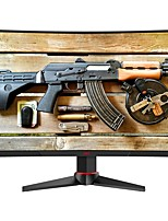 cheap -HKC G241 23.6 inch Computer Monitor 1800R Curved Monitor VA Computer Monitor 1920*1080