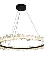 Недорогие -OBSESS® Кристаллы Люстры и лампы Рассеянное освещение Окрашенные отделки Металл Хрусталь 110-120Вольт / 220-240Вольт Теплый белый Светодиодный источник света в комплекте / Интегрированный светодиод