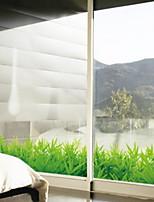 Недорогие -Оконная пленка и наклейки Украшение Современный / Природа Простой ПВХ Стикер на окна / Милый / Гостинная / Для гостиной