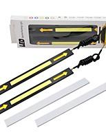 baratos -OTOLAMPARA 2pcs Nenhum Carro Lâmpadas 12 W COB 960 lm 3 LED Luz Diurna Para Saturn / Mercury / Dodge Universal Todos os Anos