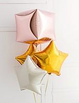 Недорогие -Воздушный шар Алюминиевая фольга 4шт Свидание