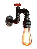 baratos -Estilo Mini Clássica / Vintage Luminárias de parede Sala de Estar / Corredor Metal Luz de parede 110-120V / 220-240V 60 W / E26 / E27