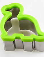 Недорогие -Инструменты для выпечки Нержавеющая сталь Многофункциональный / Творческая кухня Гаджет Для приготовления пищи Посуда / Для торта Формы для пирожных / Десертные инструменты 1шт