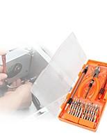 Недорогие -Хромированная ванадиевая сталь Ремонт Apple Samsung 40 в 1 Наборы инструментов