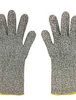 Недорогие -1 пара Полиэтилен Перчатка Безопасность и защита Дышащий Нескользкой