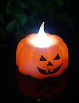 billiga -BRELONG® 1st LED Night Light Knapp Batteridriven Kreativ / Vackert / Enkel att bära <5 V