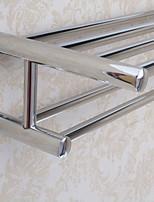 Недорогие -Держатель для полотенец Новый дизайн / Многофункциональный Modern Нержавеющая сталь 1шт Двуспальный комплект (Ш 200 x Д 200 см) На стену