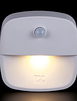 billiga -1st LED Night Light AA Batterier Drivs Ny Design / Touch Sensor <=36 V