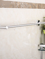 billiga -Handduksstång Ny Design Nutida Aluminum 1st 1-Handduksstång Väggmonterad