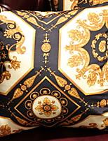 Недорогие -1 штук Полиэстер Наволочка, Геометрический принт Богемный