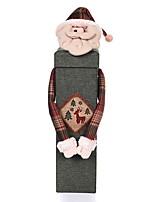 Недорогие -Плащи Новогодняя тематика Ткань Квадратный Оригинальные Рождественские украшения