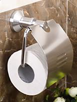 Недорогие -Держатель для туалетной бумаги Новый дизайн Современный Алюминий 1шт На стену