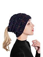 Недорогие -Жен. Классический / Праздник Широкополая шляпа - Плиссировка Контрастных цветов