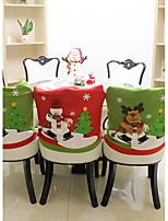 economico -Decorazioni di festa Decorazioni di Natale Ornamenti di Natale Creativo / Decorativo Verde 1pc