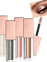 cheap -Makeup Single Colored / 16 Colors Eye Shadow Highlighter / EyeShadow Cruelty Free / Formaldehyde Free / Pro Shimmer glitter gloss Coverage Long Lasting Daily Makeup / Party Makeup / Fairy Makeup