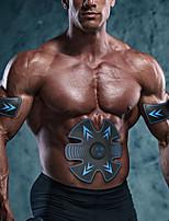 Недорогие -Abs-стимулятор / Экспедитор Abs С Электроника, Силовая тренировка, Тренажёр для приведения мышц в тонус Проработка мышц, Контейнер для живота Для Аэробика и фитнес / Разрабатывать / Бодибилдинг