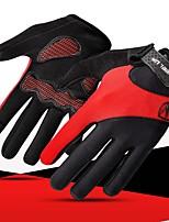 Недорогие -Спортивные перчатки Спортивные перчатки / Перчатки для велосипедистов / Перчатки для сенсорного экрана Противозаносный / Anti-Shake / Дышащий Перчатки для тач-скрина силикагель