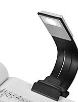 Недорогие -BRELONG® 1шт LED Night Light Белый Батарея с батарейкой Экстренная ситуация / Простота транспортировки / с клипом 5 V