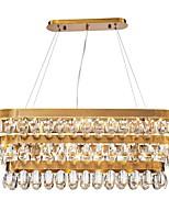 Недорогие -QIHengZhaoMing 5-Light Люстры и лампы Рассеянное освещение 110-120Вольт / 220-240Вольт, Теплый белый, Лампочки включены
