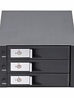 abordables -Unestech Boîtier de disque dur Indicateur LED / Stockage de Mémoire / Compatible HDD Alliage aluminium-magnésium USB 3.0 ST3530B