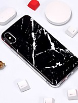 billiga -fodral Till Apple iPhone XR / iPhone XS Max Mönster Skal Marmor Mjukt TPU för iPhone XS / iPhone XR / iPhone XS Max